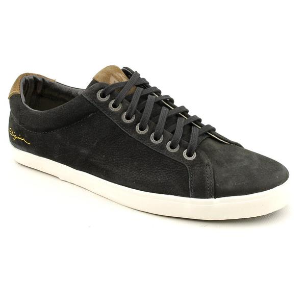 True Religion Men's 'Comet Leather' Leather Athletic Shoe