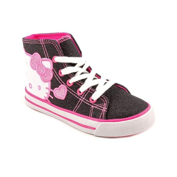 Hello Kitty Girl's 'Glynnis' Fabric Casual Shoes