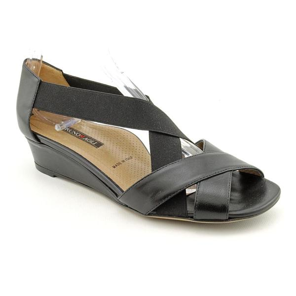 Bruno Magli Women's 'Charlitte' Leather Sandals (Size 7)