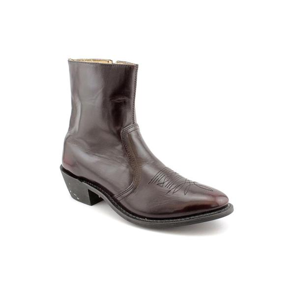 Leather Classics Men's '1198' Leather Boots - Narrow (Size 8)