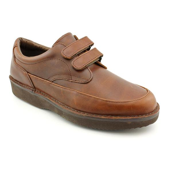Eva-Tech Men's 'Metro' Leather Casual Shoes (Size 11.5)