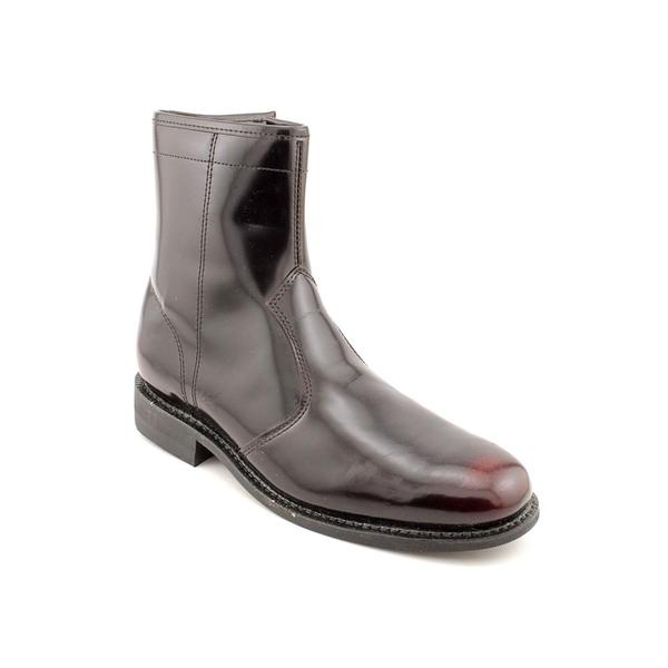 Leather Classics Women's 'Lea Classic' Leather Boots - Wide (Size 9.5)