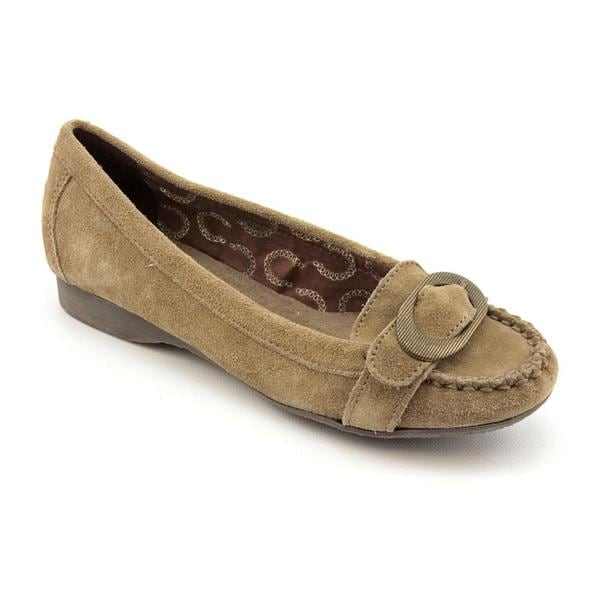 Dr. Scholl's Women's 'Trina' Leather Casual Shoes