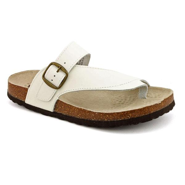 Shop White Mountain Women S Carly Leather Sandals Free