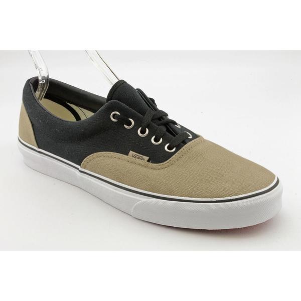 Vans Men's 'Era' Basic Textile Athletic Shoe (Size 12)