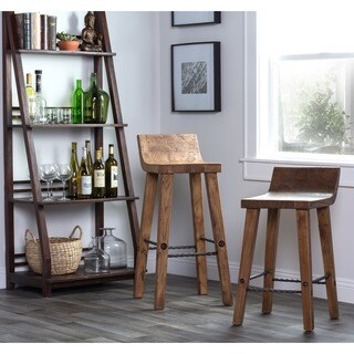 Tam Rustic Natural Wood 30-inch Barstool by Kosas Home https://ak1.ostkcdn.com/images/products/7644568/P15060889.jpg?_ostk_perf_=percv&impolicy=medium