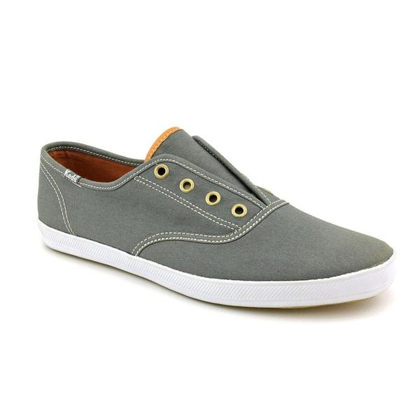 Keds Men's 'Champion Laceless' Basic Textile Casual Shoes