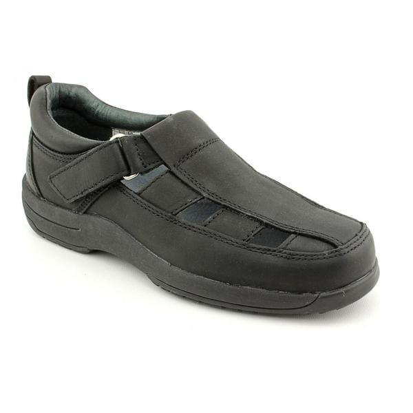 Walkabout Men's 'DG#1' Leather Sandals (Size 9)