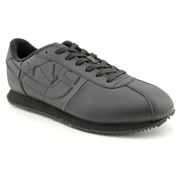 marc ecko unltd s trophy leather casual shoes size