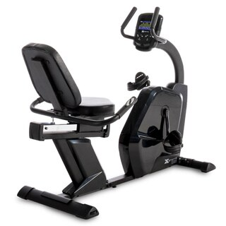 XTERRA SB2.5 Walk-Thru Recumbent Bike - Black