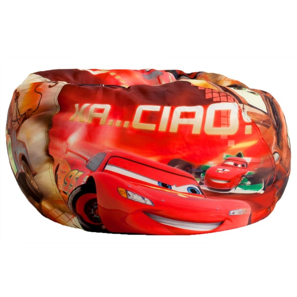 Beansack Disney Cars 2 Bean Bag Chair Free Shipping On