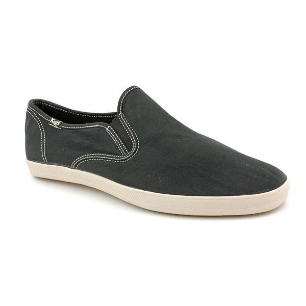 Keds Men's 'Champion Slip-On' Basic Textile Casual Shoes