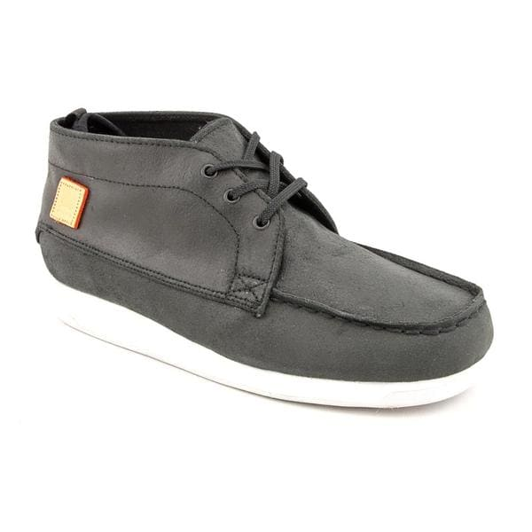 Alife NYC Boy's 'Kennedy High' Regular Suede Casual Shoes (Size 5)