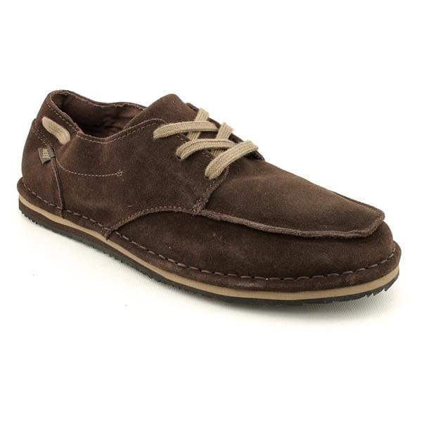 Reef Men's 'Deckhand 3' Regular Suede Casual Shoes