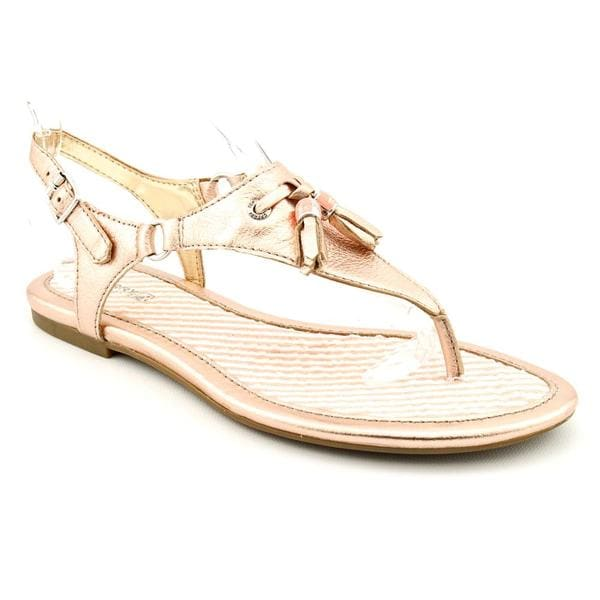 Sperry Top Sider Women's 'Ventura' Patent Leather Sandals (Size 8.5)