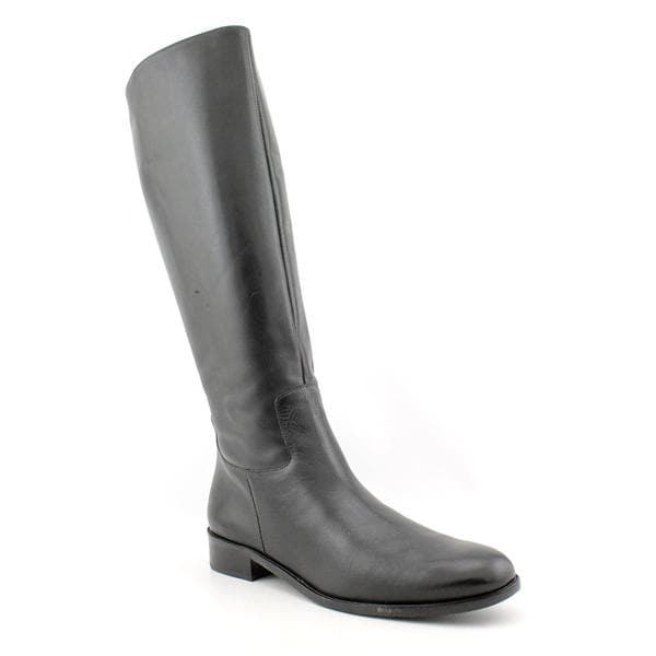 Elites by Walking Cradles Women's 'Mate' Leather Boots - Extra Wide