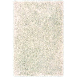 Hand-tufted Andover White Soft Plush Shag Rug (3'3 x 5'3)