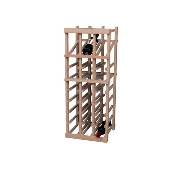 Vintner Series 39-bottle Wine Rack with Display Row