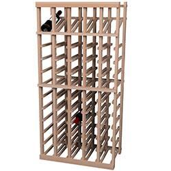 Vintner Series 60-bottle Wine Rack with Display Shelf