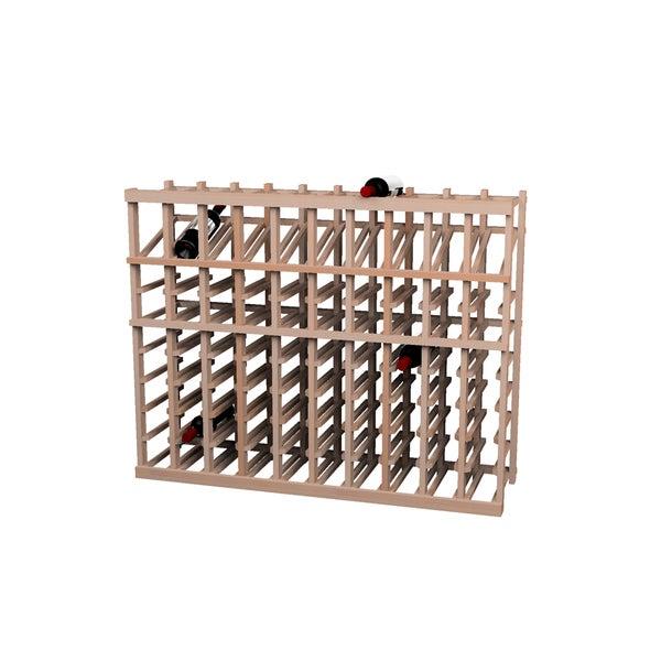 Vintner Series 90-bottle Wine Rack with Display
