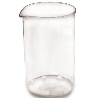 Universal French Press Replacement 6-Cup Glass Beaker