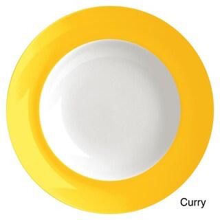 Waechtersbach Uno Soup Plates (Set of 4) (Option: Yellow)