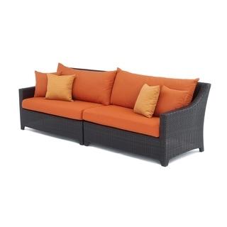 RST Outdoor Tikka Patio Furniture Sofa