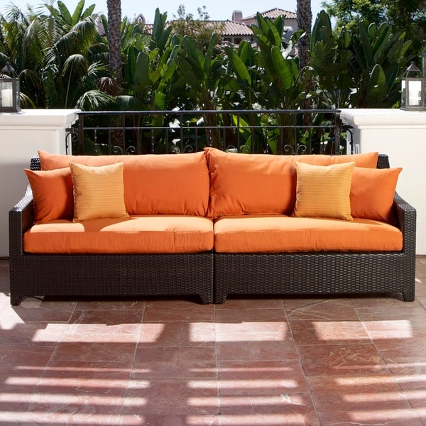 Rst Outdoor Tikka Patio Furniture Sofa Free Shipping Today 15062349