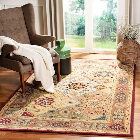Safavieh Handmade Persian Legend Alvilde Traditional Oriental Wool Rug