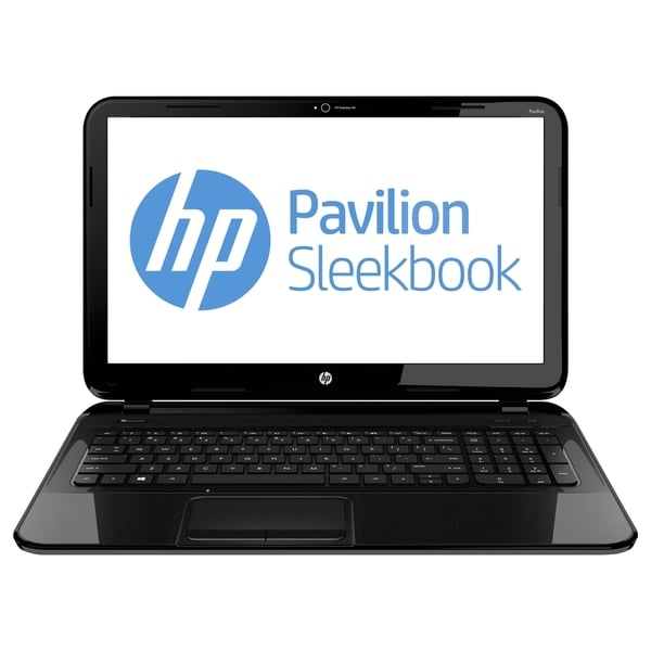 "HP Pavilion Sleekbook 15-b100 15-b123nr 15.6"" LCD Notebook - AMD A-Se"