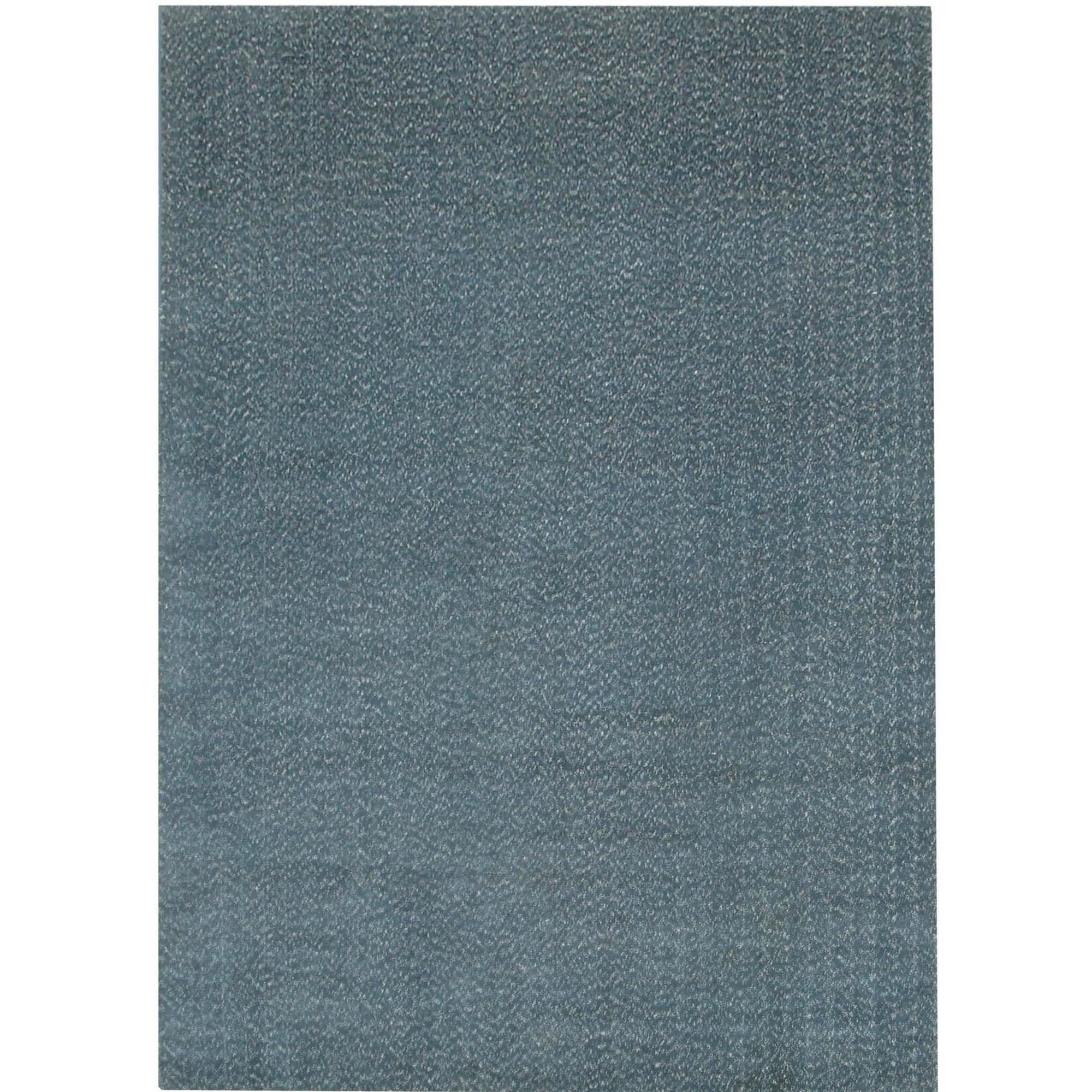 Safavieh Handmade Mirage Modern Blue Viscose Area Rug (6'...