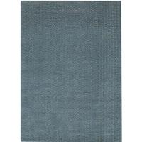 Safavieh Handmade Mirage Modern Blue Viscose Area Rug - 9' x 12'