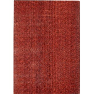 Safavieh Handmade Mirage Modern Rust Viscose Rug (9' x 12')|https://ak1.ostkcdn.com/images/products/7646284/7646284/Hand-knotted-Mirage-Rust-Viscose-Rug-9-x-12-P15062576.jpeg?impolicy=medium