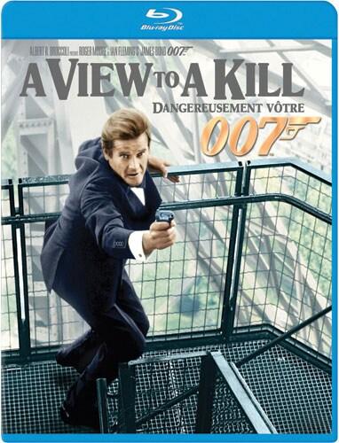A View To A Kill - James Bond 007 (Blu-ray)