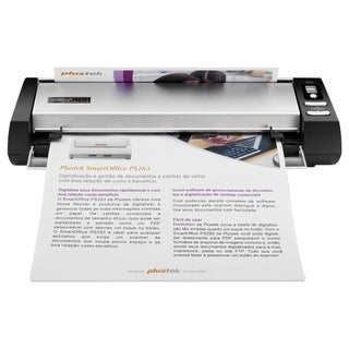 Plustek MobileOffice D430-G Sheetfed Scanner - 600 dpi Optical