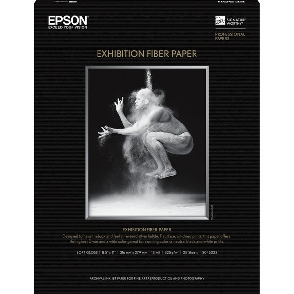 Epson Professional Photo Paper