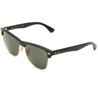 Rayban Womans Sunglasses  ray ban women s clubmaster matte black wayfarer sunglasses