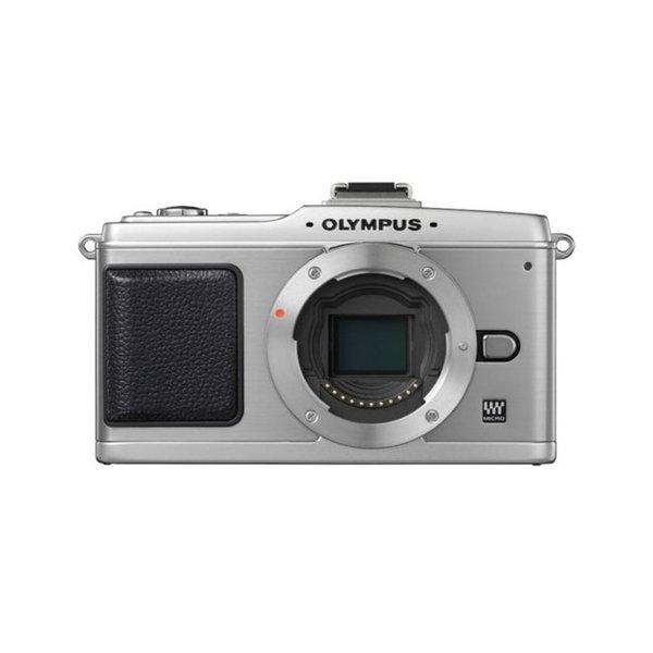 Olympus E-P2 Pen 12.3MP Digital Camera
