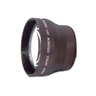 Sakar 72MM High Def 2.2x Telephoto Lens