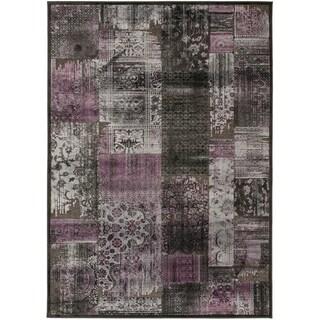Safavieh Paradise Transitional Charcoal Gray Viscose Rug