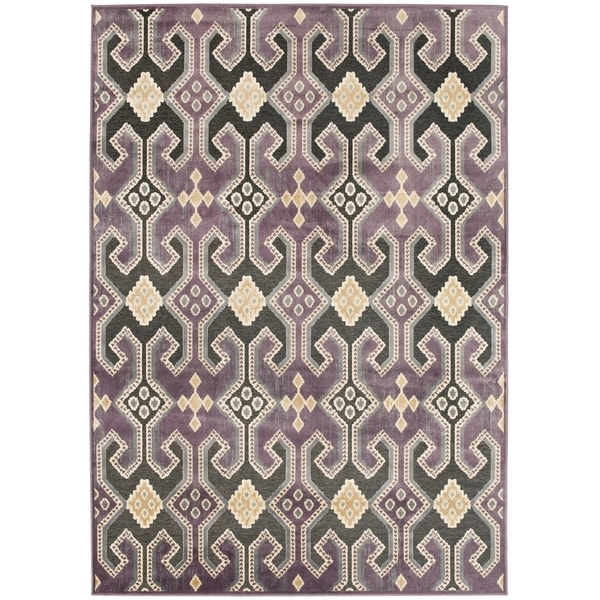 Safavieh Paradise Purple Viscose Area Rug (8' x 11' 2)