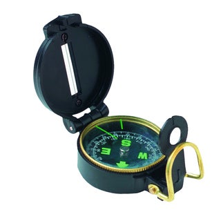 Texsport Lensatic Plastic/Metal Compass