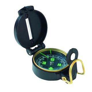 Texsport Lensatic Plastic/Metal Compass