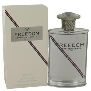 Tommy Hilfiger Freedom Men's 3.4-ounce Eau de Toilette Spray