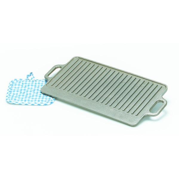Texsport 20-inch Cast Iron Griddle