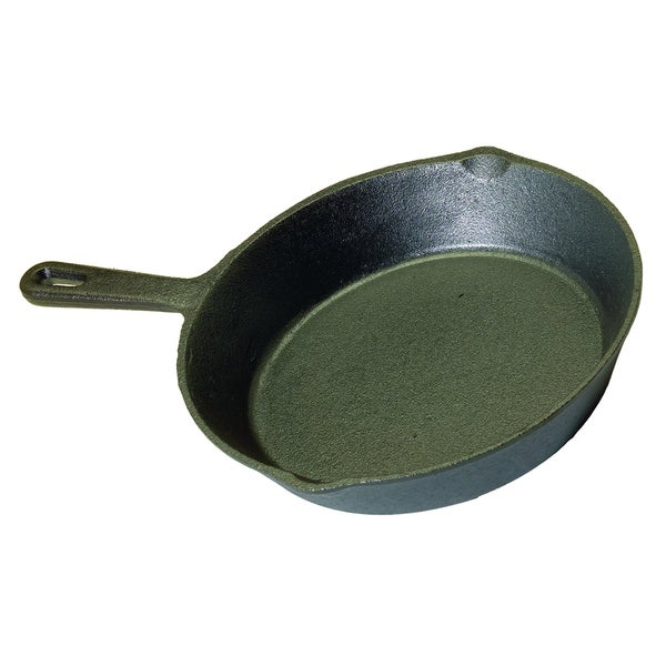 Texsport 10.5-inch Cast Iron Skillet