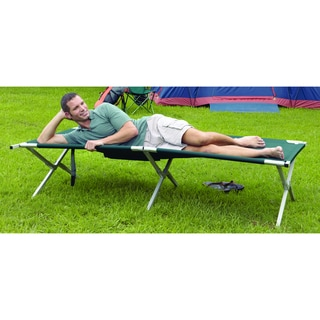 Texsport Green Giant Folding King Kot Cot