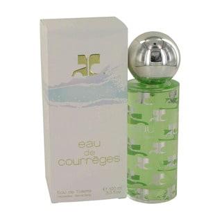 Courreges Eau de Courreges Women's 3.3-ounce Eau de Toilette Spray