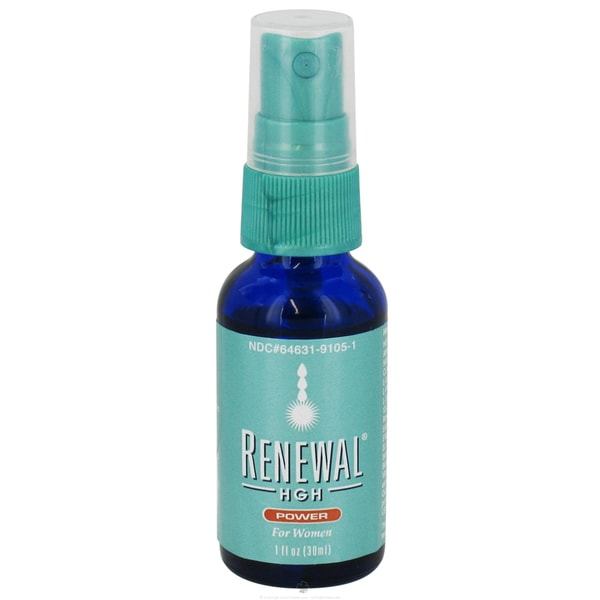 Renewal HGH Power for Women