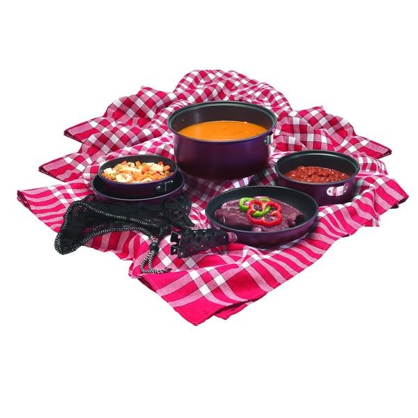 Texsport 7-piece Kangaroo Cook Set
